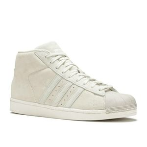 Adidas Pro Model Suede Shell Toe Sneakers